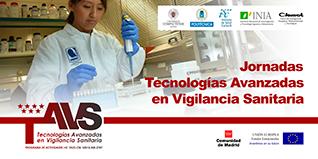 I Jornadas de Tecnologías Avanzadas en Vigilancia Sanitaria